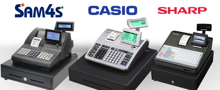 cash registers