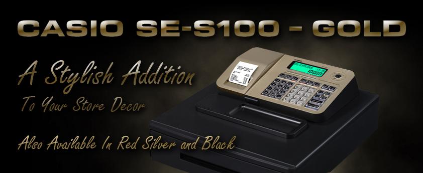 My SE-S100 Gold