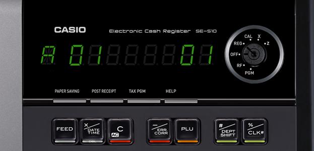 Casio SE-S10